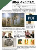Edsbergs-Kuriren Nr 9, 2009 Bengt Böckman och Jörgen Hammar