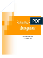 BusinessProcess Management