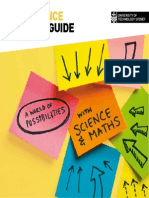 Sci Career Guide
