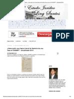 Estudio Jurídico Ling Santos_ ¿Cómo pedir una Copia Literal de Dominio de una casa en SUNARP_ - actualizado 2014