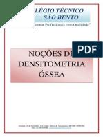 Nocoes de Densitometria Ossea