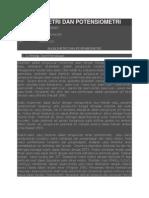 Alkalimetri Dan Potensiometri - Materi