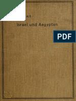 Israel und Ägypten (A. Alt)