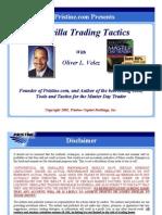 Pristine - Guerrilla Trading Tactics (Oliver Velez)