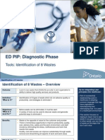 Identification of 8 Wastes