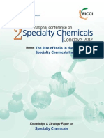 Knowledge Paper Specialty Chemicals