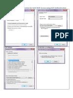 Windows 7 Profile Screenshots