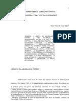 """O DIREITO PENAL GERMÂNICO ANTIGO (O """"SISTEMA PENAL"""" CONTRA O ESTRANHO)"""