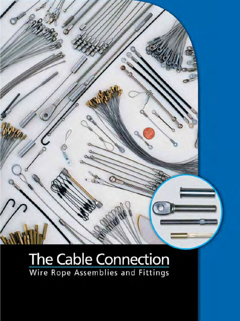Wire Rope Assemblies Catalog | Wire | Rope