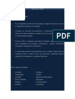 Selección de trabajos académicos que muestran