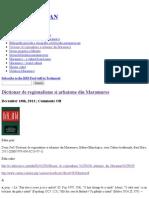 Dictionar de Regionalisme Si Arhaisme Din Maramures _ MARAMURES