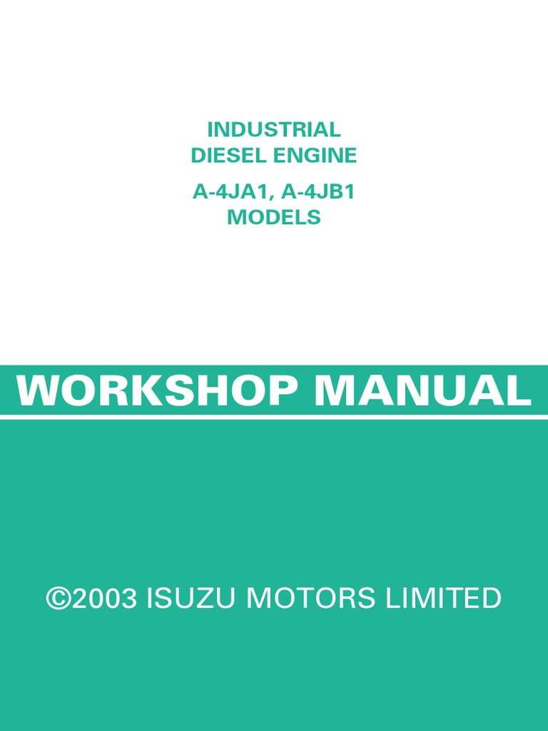 Marvellous 07 Isuzu W 5 0 Diesel Turbo Wiring Diagram Ideas - Best ...