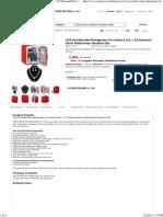 204002058 VOX Portable Mini Refrigerator for Home