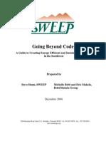 SWEEP Beyond Code Guide 2008