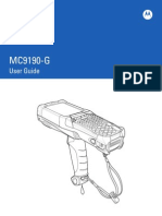 Motorola MC9190-G User Guide