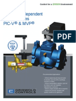 Pressure Independent Control Valve