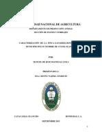 Informe Caracterizacion de Finca Las Marias Corregido