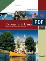 Decouvrir Canada