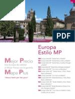Europa Estilo MP | Mapaplus 2014 - 2015