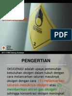 Oksigenasi - PMI Surabaya