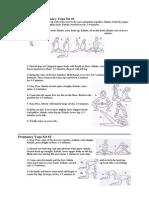 Pregnancy Yoga Set
