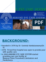 ARAVIND EYE CARE SESTEM