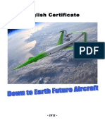 Down to Earth Future Aircraft