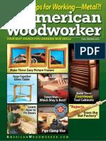 American Woodworker №164 2013