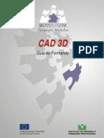 CAD 3D - Formando