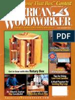American Woodworker №167 August-September 2013