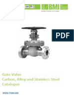 Gate Valve Catalogue