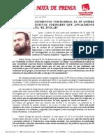 IU denuncia argumentos torticeros del PP para negar a la Peña El Juglar la celebración de un festival solidario