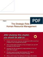 1 role of HRM