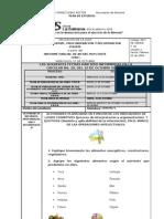 Ciencias Cuarto. Ivp. Prof. Pilar Carvajal.
