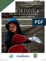 """Guia didactica documental """"Voy a la escuela"""""""
