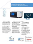 Corona Ultra RS Detector for UHPLC for Lipid Analysis