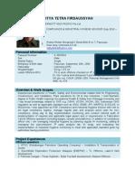 CV Aditya Tetra