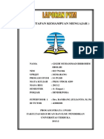 PKM ( Pemantapan Kemampuan Mengajar)