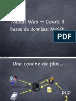 modal web