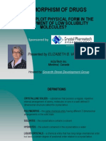 Vadas Webcast-Crystal Pharmatech Series- Seventh Street Development Group July 2012