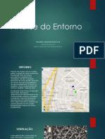 Análise do Entorno PA3