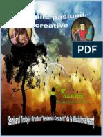 Pe Aripile Pasiunii. Revista Aleph