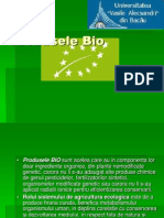 Produsele Bioprodusele bio