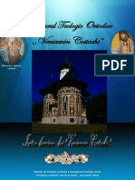 Revista Întru lumina lui Veniamin Costachi 2014