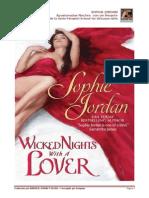 Sophie Jordan - Apasionadas Noches Con Un Amante