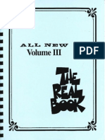 86292602 Real Book of Jazz Volume III Sheet Music