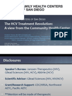 The HCV Treatment Revolution