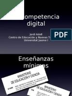 Adell Competencia Digital