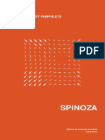Funambulist 01 Spinoza eBook
