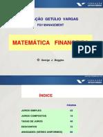 02 Matemática Financeira
